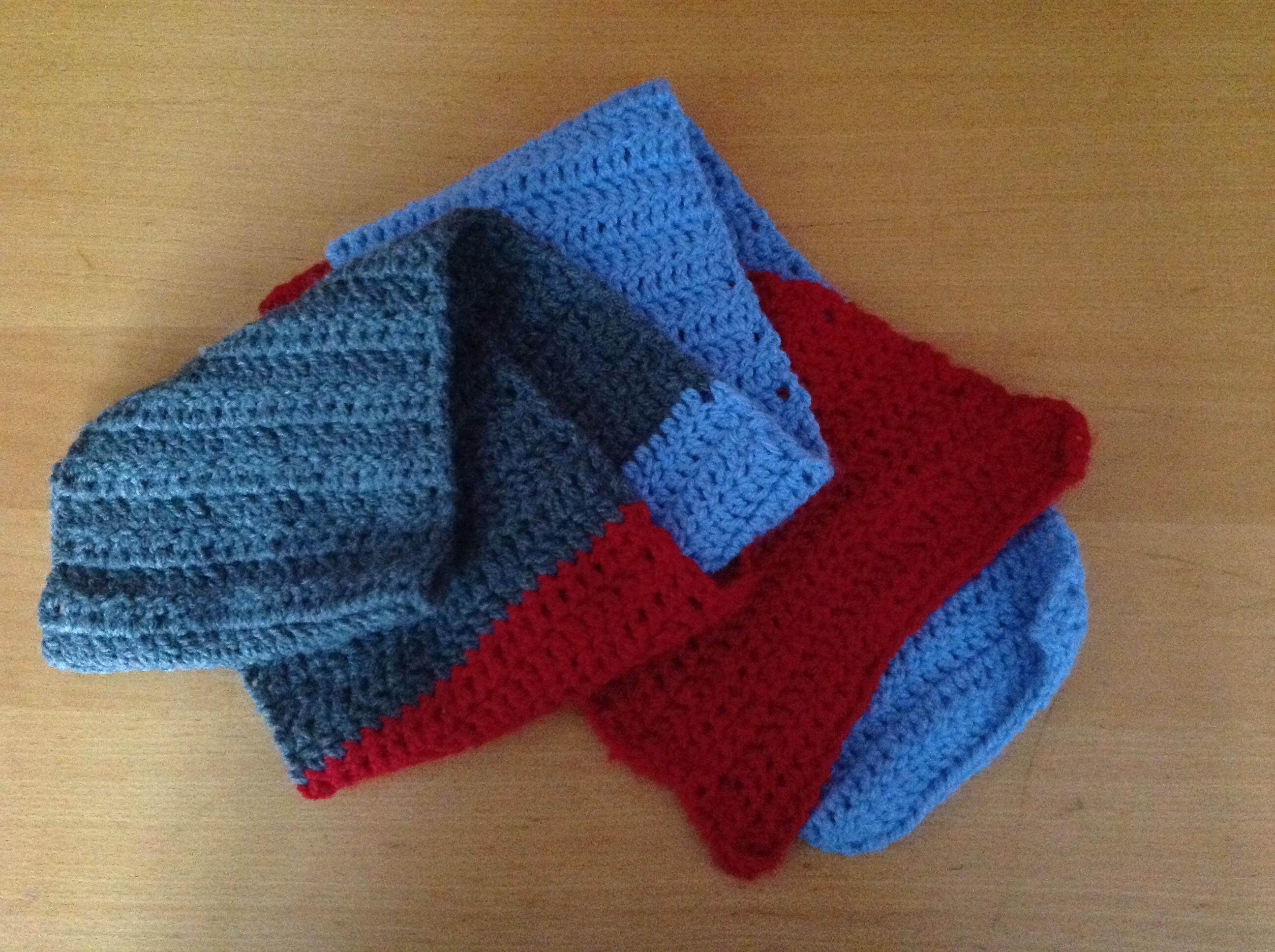 Crochet Project: Scarf